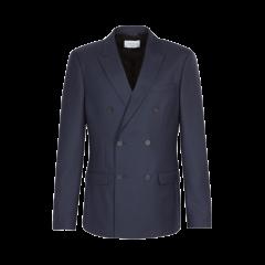 Coat Hood Belted – Grey