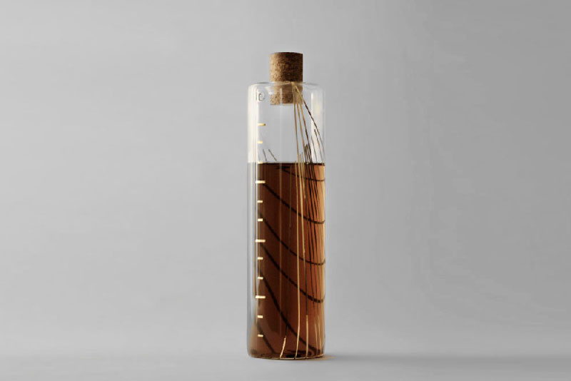 Gold Ratio Bottle Agustino
