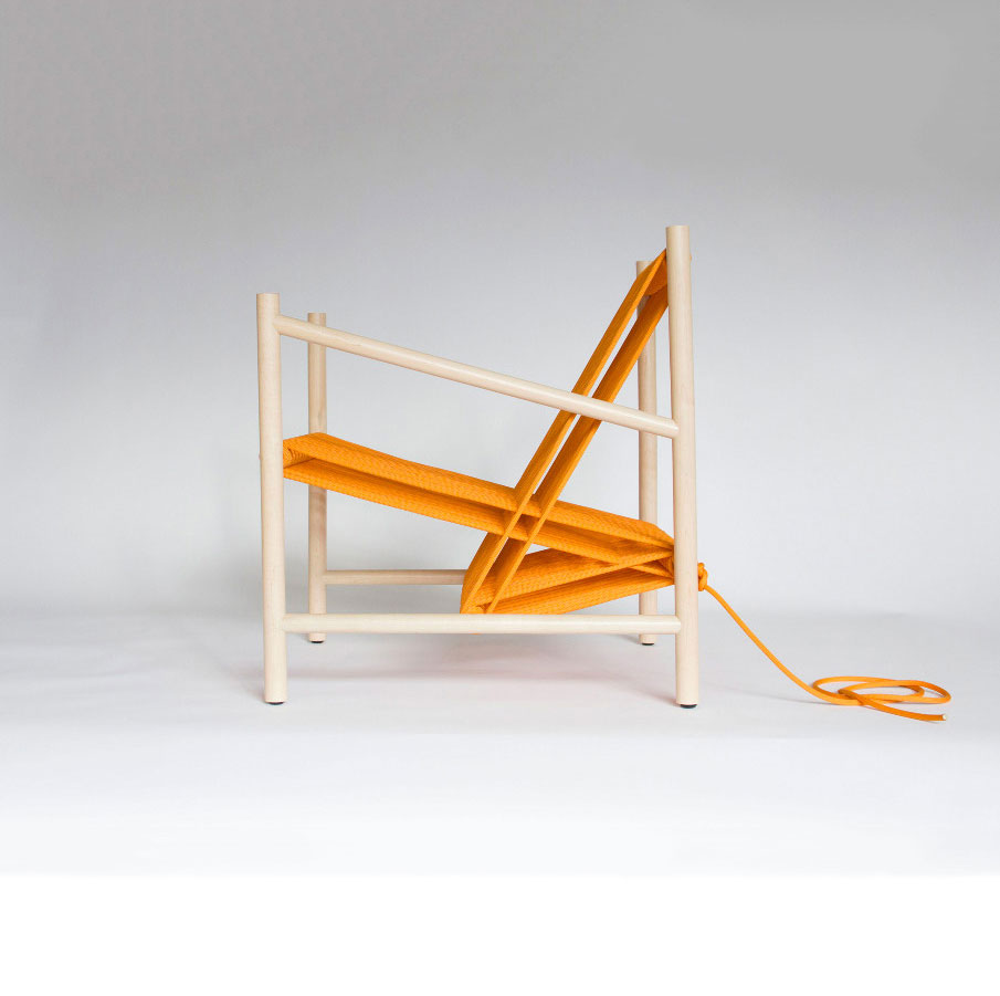 Loom Chair Laure